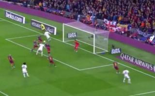 Karim Benzema anotó golazo de 'tijera' al Barcelona [VIDEO]
