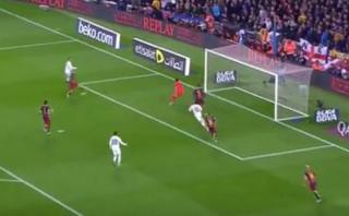 Cristiano Ronaldo y el gol decisivo que anotó al Barcelona