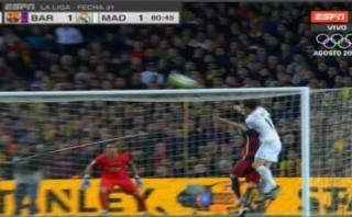 Polémica en Camp Nou: árbitro anuló gol de Gareth Bale [VIDEO]