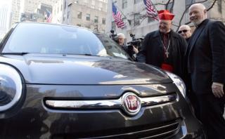 El auto del papa Francisco que cuesta 300.000 dólares
