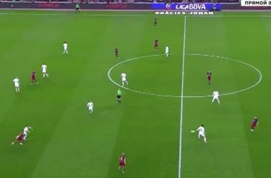CUADROxCUADRO: así se gestó el golazo de Cristiano en Camp Nou