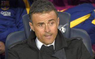 Luis Enrique: ¿Qué dijo tras caída de Barcelona ante el Madrid?