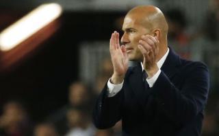 """Zidane: """"Anímicamente es importante ganar en el Camp Nou"""""""