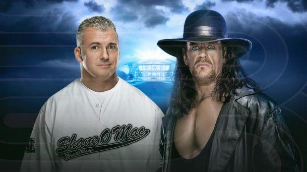 En un Hell in a Cell match, una estipulación a la que The Undertaker llama