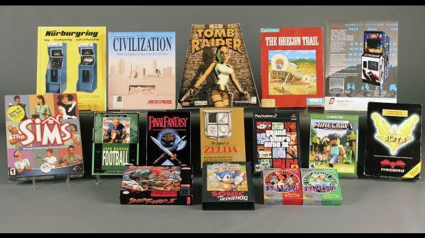 El Salón de la Fama de los Videojuegos tiene nuevos finalistas