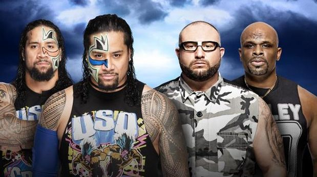 La pelea entre The Usos vs The Dudley Boyz en la WWE es una de las más esperadas de Wrestlemania 32.