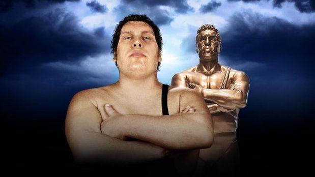 En WWE Wrestlemania 32 se pelea una batalla real en homenaje a Andre El Gigante.