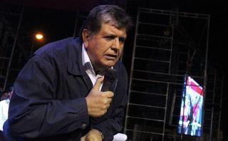 """García sobre Olivera: """"Decidí ignorar esa catarata de injurias"""""""