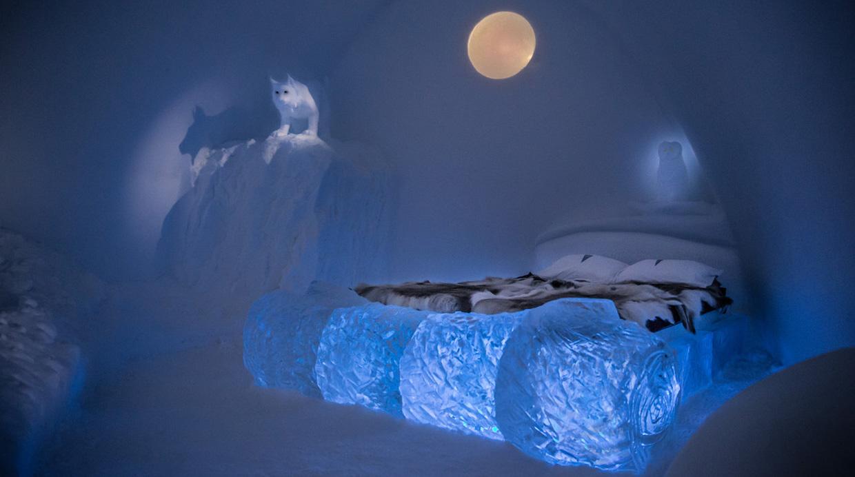 El Ice Hotel tiene pensado construir un nuevo edificio que abrirá todo el año. (Foto: Paulina Holmgren / Ice Hotel)