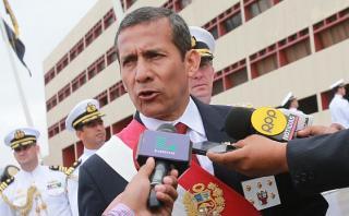 """Humala cuestiona a candidatos que ofrecen """"cambios profundos"""""""