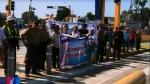 Metropolitano: padres de familia bloquean vía en Barranco - Noticias de ministerio de educación