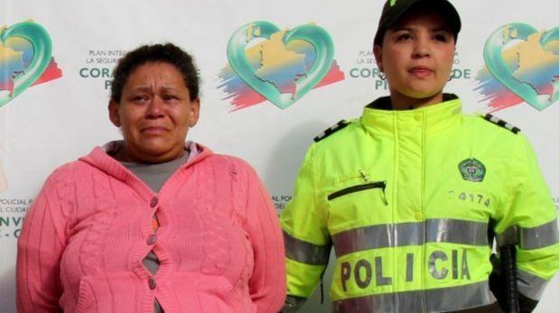 Colombia: Vendió por 98 dólares la virginidad de su hija