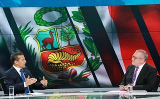 Humala sobre debate: El ráting ganó, el perdedor fue el público