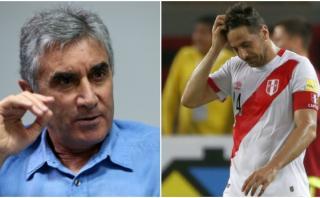 """Oblitas: """"Claudio Pizarro debería ser más fuerte como capitán"""""""