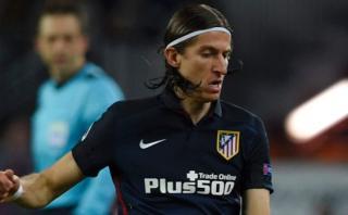 Filipe Luis y una declaración polémica contra Barcelona