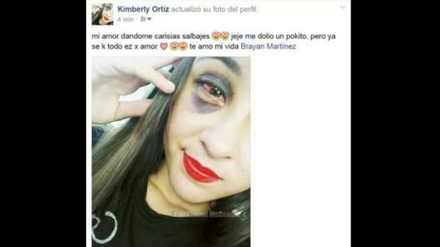Dramática foto en Facebook genera indignación entre usuarios