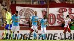 Sporting Cristal perdió 4-2 ante Huracán por Copa Libertadores - Noticias de daniel san roman