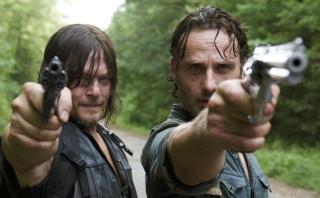 """""""The Walking Dead"""": Rick y Daryl comentan impactante final"""