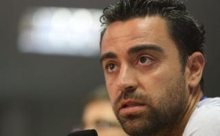 """Xavi: """"Mi objetivo es entrenar al Barcelona, no lo escondo"""""""