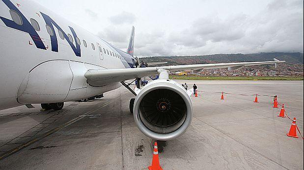 LAN Perú reducirá hasta en 50% sus tarifas en vuelos nacionales