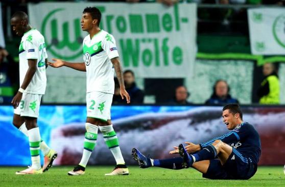 Cristiano Ronaldo: así quedó su tobillo tras esta falta [FOTOS]