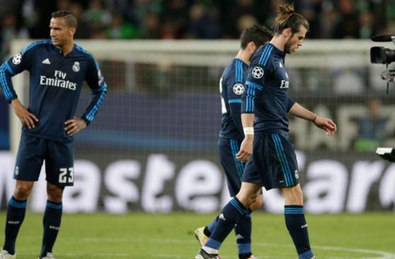 La desazón de Cristiano y Real Madrid tras derrota en Alemania