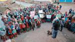 Se reactiva el conflicto por proyecto minero Las Bambas - Noticias de clases escolares