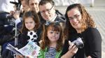 Lizzy, la niña que visitó al Papa antes de quedar ciega y sorda - Noticias de síndrome de usher