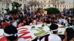 Facebook destacó marcha contra Keiko como evento de relevancia - Noticias de cercado de lima