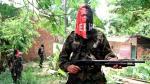 Colombia: El ELN quema 8 vehículos y secuestra a 2 conductores - Noticias de guerrilleros
