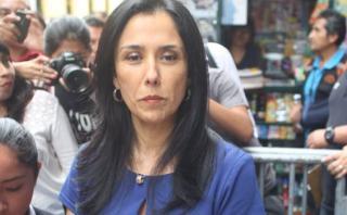 Nadine Heredia critica al fujimorismo y a Tierra y Libertad