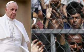 El Papa viajará a Lesbos, el corazón de la crisis migratoria