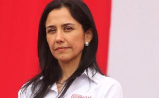 Nadine Heredia criticó a Verónika Mendoza en Twitter
