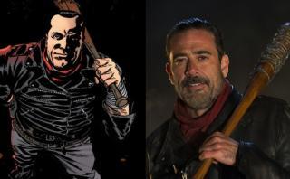 """The Walking Dead"": Kirkman revelará el origen secreto de Negan"