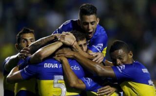 Boca Juniors ganó 3-1 a Bolívar en la Copa Libertadores 2016
