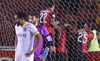 FBC Melgar vs. Colo Colo: rojinegros cayeron 2-1 en la Copa