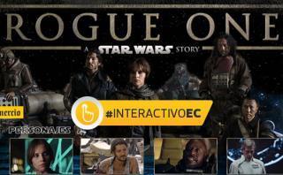 """""""Star Wars: Rogue One"""": esto es lo que debes saber de la cinta"""