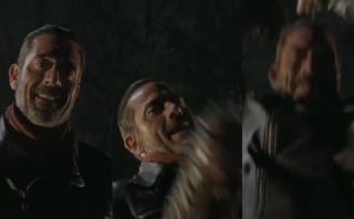 """""""The Walking Dead"""": teoría indica quién es la víctima de Negan"""