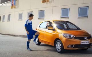 Lionel Messi protagoniza publicidad del Tata Tiago [VIDEO]