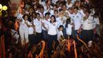 """Keiko Fujimori: """"Combatiré la inseguridad con juntas vecinales"""" - Noticias de reforma penitenciaria"""