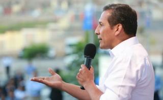 """Humala: """"No hay ciudadanos de segunda categoría ni de tercera"""""""