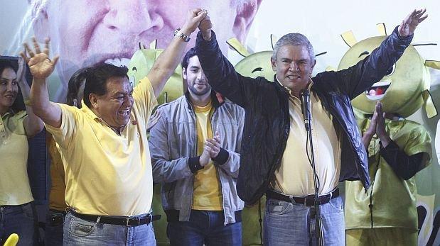 Castañeda Lossio lamenta salida de José Luna de Solidaridad