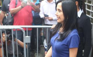 """Nadine llama a votar por quienes """"no signifiquen estancamiento"""""""