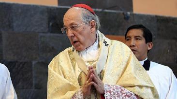 Arzobispado: Cipriani rechaza la violencia contra las mujeres