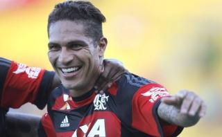 Con gol de Paolo Guerrero: Flamengo goleó 3-0 al Boavista