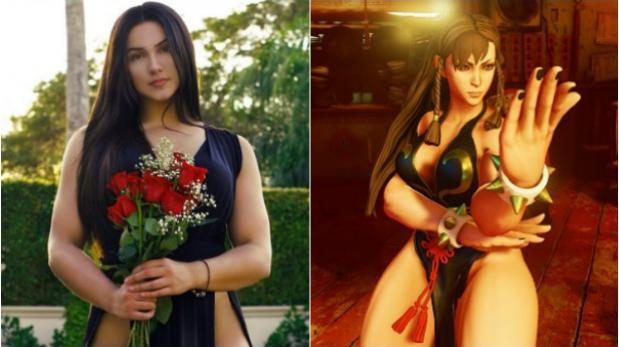 Ella es la mejor cosplay de Chun-Li de Street Fighter
