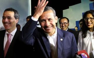 El cierre de campaña de Humala, por Juan Paredes Castro