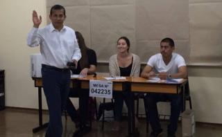"""Humala: """"Definir valla a 24 horas de la elección causa zozobra"""""""
