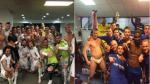 Twitter: equipo holandés imitó celebración del Real Madrid - Noticias de futbol espanol barcelona