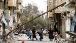 En escombros y empolvadas, así encontraron las casas en Palmira - Noticias de barbie rusa